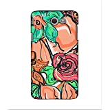 FUSON Designer Back Case Cover For Samsung Galaxy J5(2017) (flowers Birds Trees Leaves Leaf )