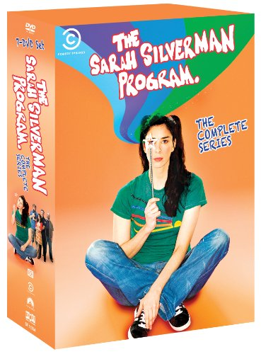 Cover art for  The Sarah Silverman Program: The Complete Series