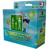 TravelJohn Junior Disposable Urinal Bag - 3-Pack