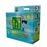 TravelJohn Junior Disposable Urinal Bag - 3-Pack