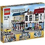 LEGO Creator - Tienda de bicicletas y cafetería (31026)
