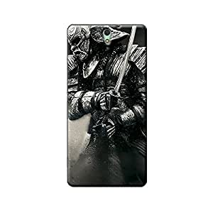 ARMOR SWORD BACK COVER FOR SONY XPERIA C5