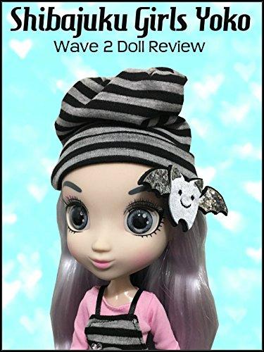 Review: Shibajuku Girls Yoko Wave 2 Doll Review on Amazon Prime Video UK