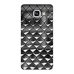 Cage Snow Back Case Cover for Galaxy A5 2016
