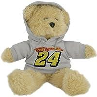 """Jeff Gordon 8"""" Hoody Plush Bear from Football Fanatics"""