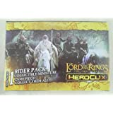 Heroclix Lord of the Rings: The Two Towers Rider Figure Booster Pack WZK71297