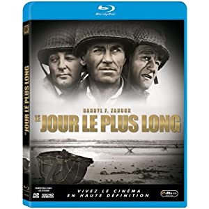 Le Jour le plus long [Blu-ray]