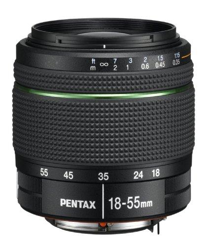 Pentax SMC DA18-55mmF3.5-5.6AL WR Zoom Lens
