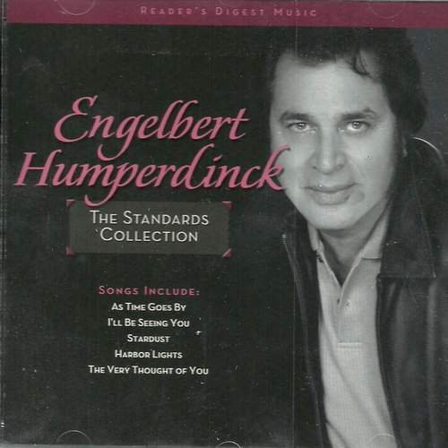 Engelbert Humperdinck-The Standards Collection-CD-FLAC-2006-JLM Download