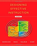 img - for Designing Effective Instruction book / textbook / text book