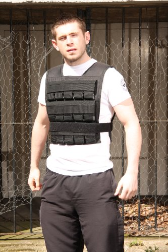 Maxi-Vest 30KG Weighted Training Vest