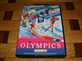 U.S. Gold Presents Winter Olympic Games – [Sega video game]