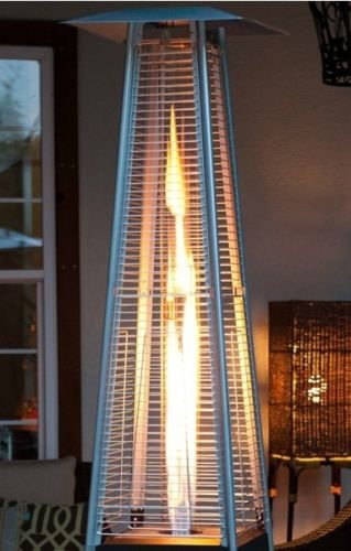 Quartz-Glass-Stainless-Steel-Pyramid-Style-Outdoor-Patio-Heater-by-Caveman