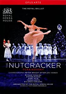 Tchaikovsky The Nutcracker - Featuring The Royal Ballet from Opus Arte