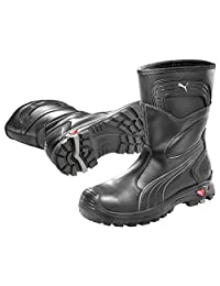 Puma Safety Men's Leather And Synthetic Puma Rigger Safety Boots