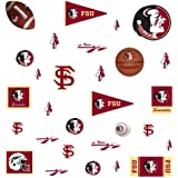 RoomMates RMK1063SCS Florida State University Peel & Stick Wall Decals