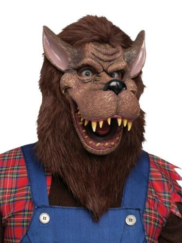 Costumes For All Occasions FW93257 Big Bad Wolf Mask