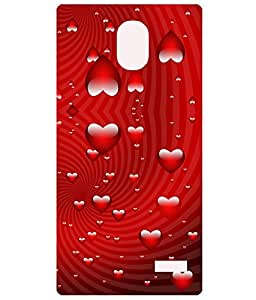BuyFeb Back Case Cover for Lyf Water 10