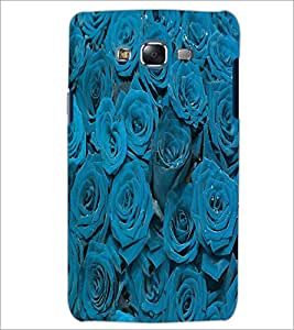 PrintDhaba Roses D-3436 Back Case Cover for SAMSUNG GALAXY J5 (Multi-Coloured)