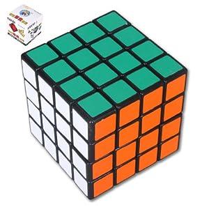 Shengshou 4x4 Black Speed Puzzle Magic Cube