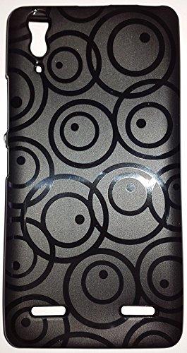 NBD BACK COVER FOR LENOVO A6000 BLACK