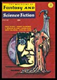 img - for THE MYSTERY OF HIS FLESH in The Magazine of Fantasy and Science Fiction, July 1970. book / textbook / text book