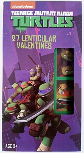 Teenage Mutant Ninja Turtles 27 Ventricular Valentines