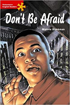 Don t be afraid of the dark book