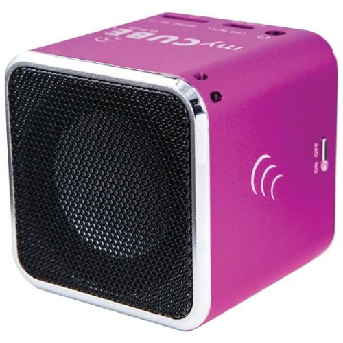 SoundCube Portable Speaker 2 for iPhone 5 5C PAD Galaxy S4 Smartphones Tablets 3 5mm mini portable speaker for iphone for lg for nexus 5 for s4 for i9500 for n9000 for mp4 free shipping