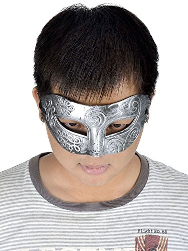 Simplicity Costume Accessory Roman Gladiator Halloween Eye Mask