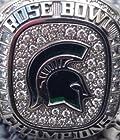 Michigan State University Spartans Replica Championship Ring