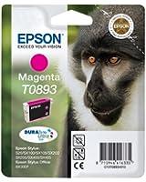 Epson T0893 Cartouche d'encre Magenta