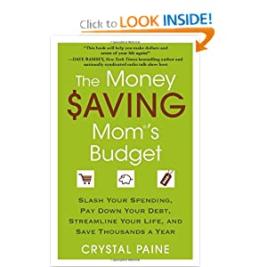 tips from The Money Saving Mom's Budget