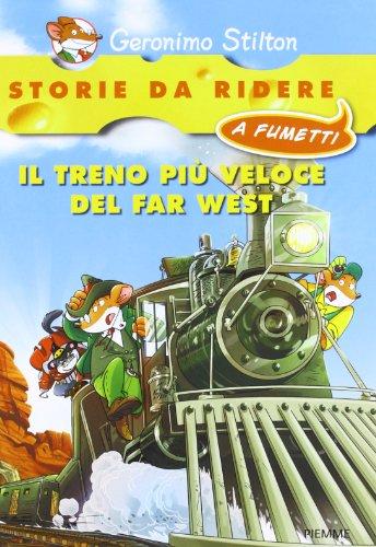 Il treno più veloce del Far West PDF