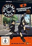 DVD Cover 'Die wilden Kerle 8 - Freundschaft in Gefahr