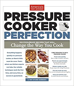 America S Test Kitchen Pressure Cooker Recipes Free
