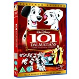 101 Dalmatians (2-Disc Platinum Edition) [DVD] [1961]by Rod Taylor