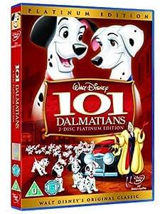 101 Dalmatians (2-Disc Platinum Edition) [DVD] [1961]