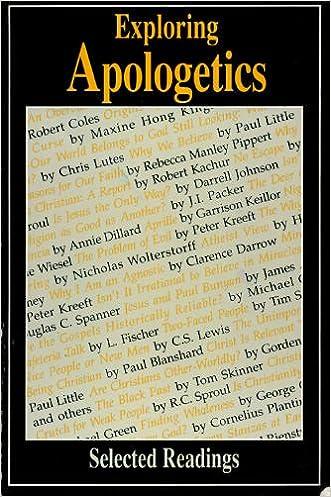Exploring Apologetics: Selected Readings
