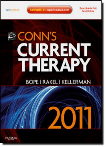 Conn'S Current Therapy 2011: Expert Consult - Online And Print, 1E