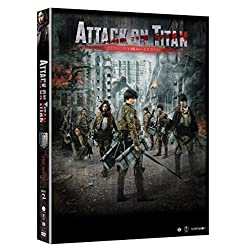 Attack on Titan Movie: Part 2 [Blu-ray]