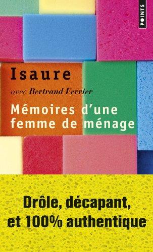 ISAURE   Mémoires d'une femme de ménage 51WvGRtEtUL._