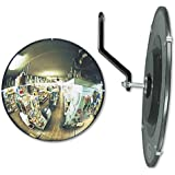 See-All N18 160 degree Convex Security Mirror, 18 in. dia.