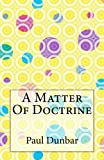 A Matter Of Doctrine