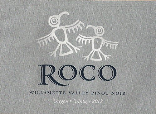 2012 Roco Winery Willamette Valley Pinot Noir 750 Ml