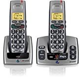 BT Freestyle 750 Dect Phone Twin Pack (328825)