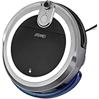 JISIWEI I3-Gray-2 I3 Wi-Fi Enabled Robotic Vacuum Cleaner