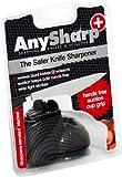 #7: AnySharp Plus Knife & Scissor Sharpener, Carbon Fibre