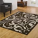Tapis Element Warwick - beige / marro...