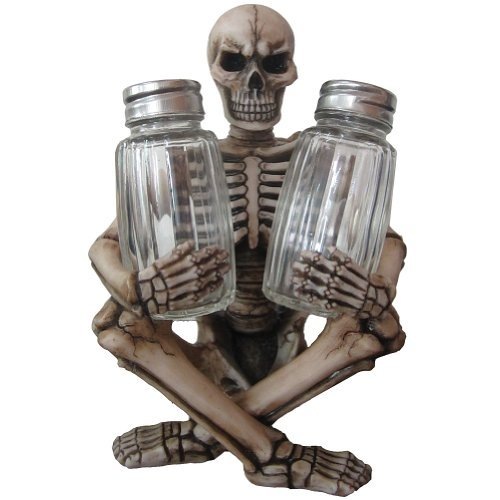 Skeleton Salt & Pepper Set